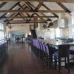 Cellardoor Vineyard - Banquet hall