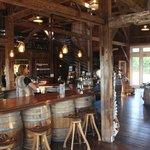 Cellardoor Vineyard - Tasting Room