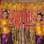 Traditional dance done by youths