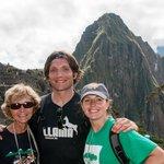 The Wanna Picchu Climb