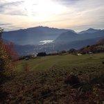 Arosio, vista su Lugano e Monte S.Salvatore