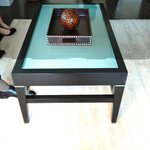 Presidential suite coffee table