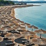 Solaris Beach Resort sand beach