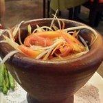 Som Tam (Very spicy!)