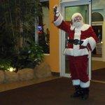 Santa Arrives at Keylime Cove