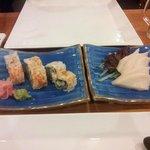 una cena (restaurante japonés)