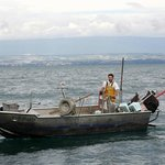 Рыбак на лемане