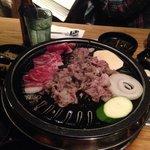 Korean BBQ in Manhattan