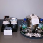 Coffee Machine/Amenities