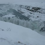 2nd stop: Gulfoss Falls