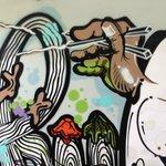 Graffiti at RU