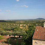 """View from suite """"Sa Claestra"""""""