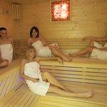 Wellness - sauna