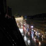 opera garnier at night