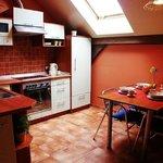 2Bedroom Flat Kazimierz_Kitchen