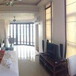 Grand sea view junior suite in rose building