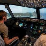 Pilotez un véritable simulateur Airbus A320