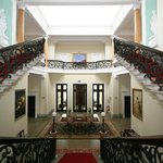 Our magnificent hall and staircase.