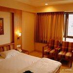Double room at Kalindi Palace