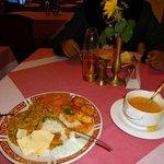 Food @ Indian Palace Restaurant, Stuttgart