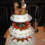 Hochzeitstorten aus eigener Konditorei