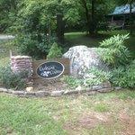 Parkway Cabin Entrance