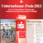 Unternehmen des Jahres 2013 in Mecklenburg Vorpommern