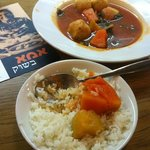 the choice of the red soup koba