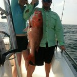 Biggest Red Snapper We Ever Caught!