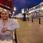 Nevsky Prospekt st