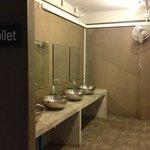 Female Bathroom on 2nd floor