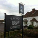 The new Hobbs Boat