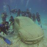 museum under water cancun