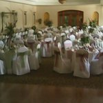 Bedran hall is perfect for weddings and functions