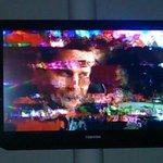 tv dans la chambre qui bug