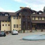 vue de l' hôtel
