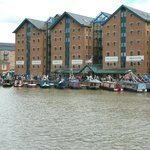 Main Baisin of the Docks