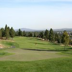 Golf Course in Bend, Oregon