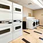 Free Guest Laundry Room