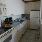Very workable galley kitchen, Unit 303