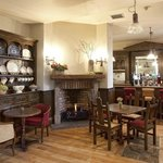 A quiet relaxing corner in our Schoolhouse Bar