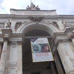 palazzo delle esposizioni - esterno - mostra 125 aa national geographic