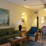Royal Sands suite