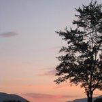 Sunset in the Mt. Washington Valley