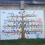 Public Art on display on Shore Road