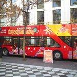 bus pour visite de Séville