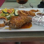 Lamb Shank - Not the best unfortunately