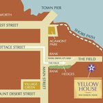 Yellow House Map.