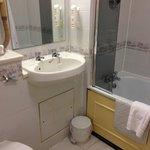 Bathroom 318
