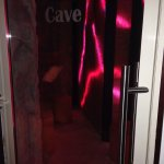 Salt cave.... Perfect after a sauna to cool down in!